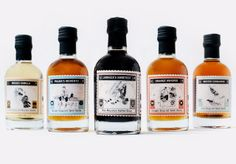 LAPP & FAO Syrup on Packaging of the World - Creative Package Design Gallery #labels #bottles #diecut