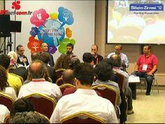 """Dijital Oyun Nasıl Bir İş Modeli Haline Dönüştürülebilir Paneli.   """"Sonraki Adım / Next Step"""" temasıyla 11-13 Eylül 2012'de Haliç Kongre Merkezi İstanbul'da gerçekleştirilen ICT Summit Eurasia - Bilişim Zirvesi'12 #ICTSummitEurasia #BilisimZirvesi #Etkinlik #Zirve #NextStep #SonrakiAdim #istanbul"""