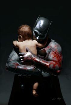 Batman - Son of The Demon, di Alexandre Salles.