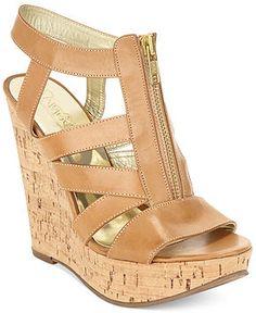 Carlos by Carlos Santana Kaila Platform Wedges - Carlos Santana - Shoes - Macy's