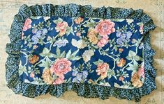 Pillow Shams, Bed Pillows, Vintage Bedding, King Beds, Brand New, The Originals, Lady, Floral, Pattern