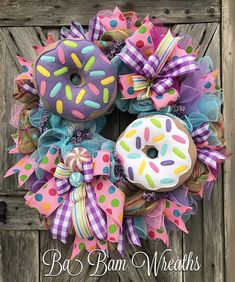 Donut Party Birthday Decor Party Decor Clown Party Spring