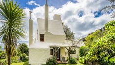 Rare Sir Ian Athfield-designed house in seaside suburb on market for first time in more than 40 years Nook And Cranny, Brick And Mortar, 40 Years, Cladding, Open House, Seaside, Home And Family, Mansions, Architecture