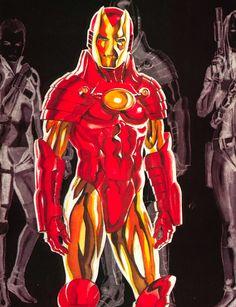 Iron Man - Alex Ross