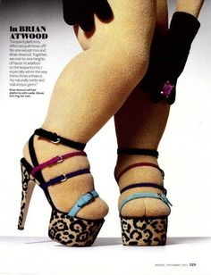 Miss Piggy Legs - This is what happens when you have Breakfast, Lunch & Dinner at Tiffany's