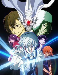 Bungo Stray Dogs Dead Apple Releases Trailer, Synopsis, and Release Date | MANGA.TOKYO