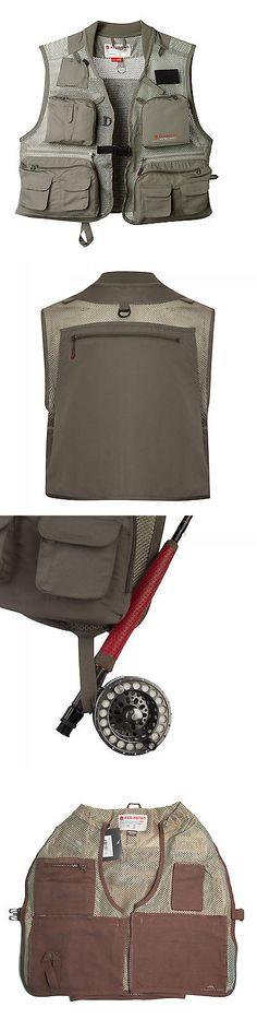 Vests 178080: Redington First Run Fly Fishing Storage Vest -> BUY IT NOW ONLY: $49.95 on eBay!