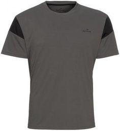 8 Camiseta manga corta gris hombre Boomerang 3877a5ff33748