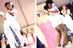 """Washingtonian: Recap of """"Get Hitched in Georgetown"""""""
