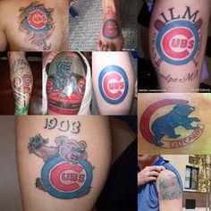 craaaaazy Cubs fans!