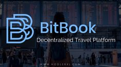 Bitbook: Decentralized Travel Platform The conventional approach has lost its impact on the travel sector. Blockchain Cryptocurrency, Online Travel, Beach Holiday, Travel Agency, Places To Visit, Platform, Neon Signs, Activities, Marketing