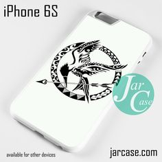 Hunger Games Logo Phone case for iPhone 6/6S/6 Plus/6S plus