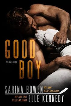 #BookReview - Good Boy by Sarina Bowen & Elle Kennedy @SarinaBowen @ElleKennedy @ninabocci