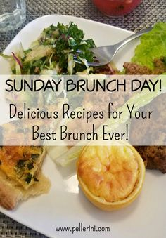 One of my fabulous girl's weekend up north was spent cooking a delish Sunday brunch with my sister and mom. Read on to hear about all of the deliciousness!