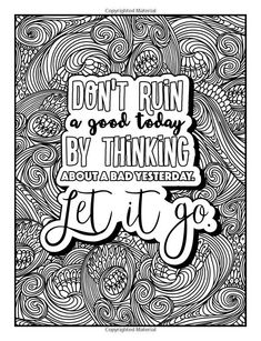 Coloring Pages To Print Diy Books Quote Printable Sheets Adult Stuff Color