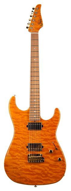 Suhr electric guitar