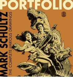 During an impressive period--2005 through  2012--Mark Schultz turned his attention to producing a body of personal works and private commissions. The results, collected in the five Various Drawings volumes, focused on subjects about which Schultz feels most passionate. Among them are characters and tableaux pulled from mythology, science-fantasy and pulp adventure, featuring steely warriors and  femme fatales--his popular pulpette women included. Schultz's Xenozoic world is profusely…