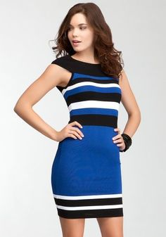 bebe Off Shoulder Stripe Bandage Dress -Web Exclusive Sweaters True Blue Combo-xs bebe,http://www.amazon.com/dp/B007XSYLD4/ref=cm_sw_r_pi_dp_OrjWrb7CD7F74FB4