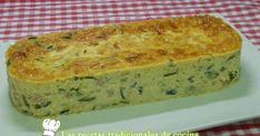 Cooking Time, Cooking Recipes, Healthy Recipes, Quiches, Zucchini Cheese, Mexican Food Recipes, Ethnic Recipes, Sin Gluten, Vegan Vegetarian