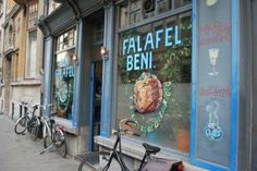 Beni Falafel - Lange leemstraat 188