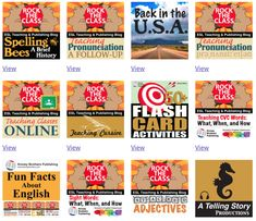 Check out the Kinney Brothers Publishing blog for helpful information and teaching tips for your ESL classes.