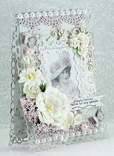 Live & Love Crafts' Inspiration and Challenge Blog: Special Friendship