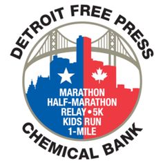 Detroit Free Press Marathon - The International Half Marathon is great - over the Bridge to Canada and back through the Tunnel! Signed up for the half! Running Friends, Kids Running, Get What You Want, You Can Do, Digital Root, First Marathon, Marathon Today, Marathon Running, Detroit History