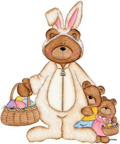 Easter Graphics Bunnies Bunny Chicks Chick Happy Easter Animations Kitty Kitties Ducks Flowers Decorated Eggs Easter Baskets Target It Marke. Tatty Teddy, Easter Pictures, Cute Pictures, Happy Easter, Easter Bunny, Art D'ours, Teddy Bear Pictures, Gifs, Bear Art