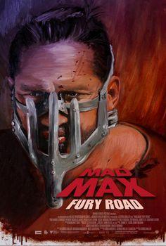 Los mejores pósters de 'Mad Max: Furia en la carretera' no son oficiales - CINEMANÍA