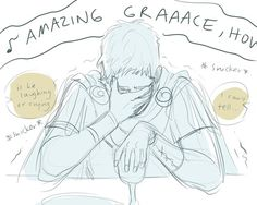 """""""AMAZING GRACE How sweet the sound To save half bloods like me I once was lost But now I'm found He eats blue food with me"""" - Percy Jackson *Because I really feel that Percy would put a random line about blue food in there Percy Jackson Fan Art, Percy Jackson Memes, Percy Jackson Books, Percy Jackson Fandom, Magnus Chase, Thalia Grace, Jason Grace, Solangelo, Percabeth"""