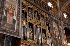 Milano SAN MAURIZIO AL MONASTERO MAGGIORE CHURCH     #TuscanyAgriturismoGiratola