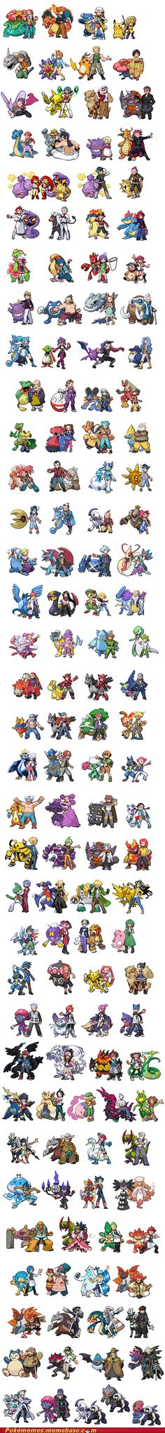 138 Trainers...I only remember a couple of these but loved this as a child