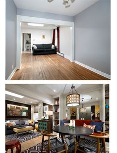 Living room ideas on pinterest living dining rooms green living ro - Living room design for small spaces image ...