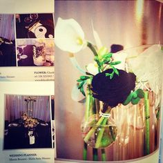 """#flowerdesign #minimal #chic #ciralombardo #corsoweddingplannerciralombardo #weddingsluxury #tenutasandomenico #blackroses #calla #candles #lovemyjob #creativity #inspiration #fantasy"" Photo taken by @delucafiorinapoli on Instagram, pinned via the InstaPin iOS App! http://www.instapinapp.com (02/26/2016)"