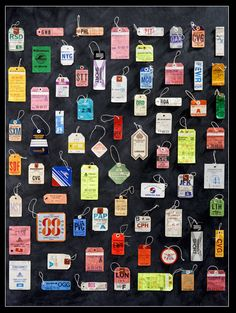 This would be another great idea to use on a Retro Color Board!