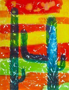 Original Botanic Painting by Lara Lind Watercolor Paintings, Original Paintings, Original Art, Paper Cactus, Cactus Painting, Buy Cactus, Buy Art, Paper Art, Saatchi Art