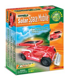 Look at this Solar Space Mobile Kit on #zulily today!