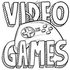 25 Best Video Game Coloring Pages Images Coloring Books Coloring