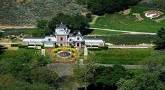 Michael Jackson's Children Restoring The Neverland Ranch- http://getmybuzzup.com/wp-content/uploads/2013/04/never21n-7-600x330.jpg- http://getmybuzzup.com/michael-jacksons-children-restoring-the-neverland-ranch/-  Jeff Rayner/Coleman-Rayner Michael Jacksons Neverland Ranch is looking better after his children began restoring the infamous 3,000-acre estate near Santa Barbara.  Michael Jacksons Children Restoring The Neverland Ranch  SANTA BARBARA, Calif. — Four
