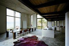 Interiors: Dialogue with nature