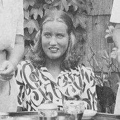 Little Edie in East Hampton at the Ladies Village Improvement Society which still exists today!   Grey Gardens, The official brand for Grey Gardens and Little Edie's legacy.