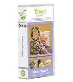 Cricut Projects Shape Cartridge Flower Shoppe, , hi-res