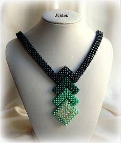Szikati oldala: Zöld árnyalatok / Green shades