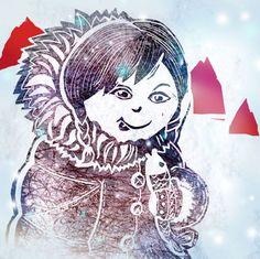 Emília Jesenská - Eskimo | ASIL - Asociácia ilustrátorov, o.z.