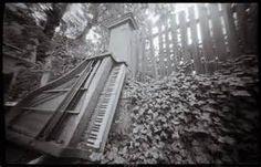 Josef Sudek - Piano (1960's). #photography #Czechia #art