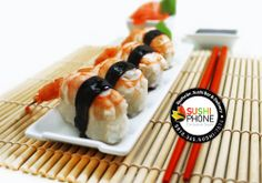 Que rico !!!! SushiPhone , el mejor delivery de buenos aires , tel 0810 345 7874. Delivery de Sushi en caballito, Palermo , Belgrano,Nuñez, Micorcentro, Puerto Madero