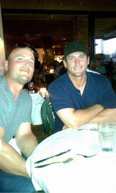 Matt Holliday and David Freese :)