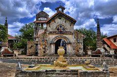 St. Stanislaus Church │Iglesia San Estanislao, Altos de Chavon #LaRomana