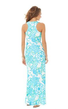 Long Printed Maxi Dresses for Women - Lilly Pulitzer