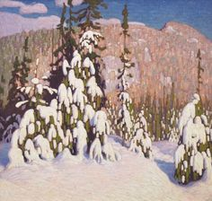 Paintings by famous Canadian artists — including Lawren Harris and Tom Thomson — garnered record prices on Thursday night at the Heffel Fine. Group Of Seven Artists, Group Of Seven Paintings, Toronto Art Gallery, Art Gallery Of Ontario, Winter Landscape, Landscape Art, Landscape Paintings, Landscapes, Canvas Paintings